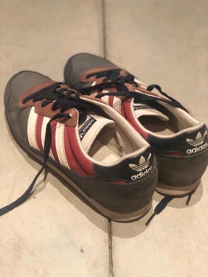 Zapatillas adidas Vintage Talle 40/41 Impecables Poco Uso!!!