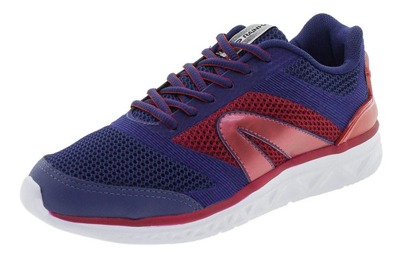 Tênis Heat Rainha - 4201149 Azul/vermelho