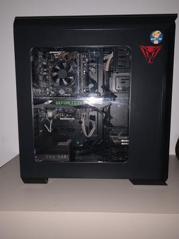 Pc Gamer Intel I5-6400 Geforce Gtx 1070 8gb 16gb Ddr4 1tb