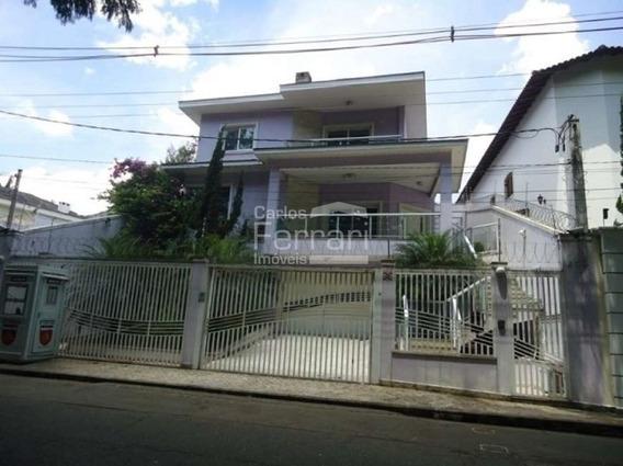 Mansão No Jardim São Bento - Cf27048