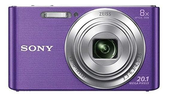 Câmera Digital Sony Cyber Shot W830 20.1 Megapixels