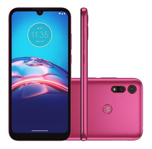 Smartphone Motorola Moto E6s 32gb 4g Tela 6.1 Polegadas