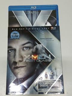 Blu Ray X Men First Class Original 2 Disc