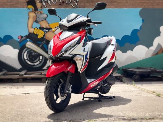 Honda New Elite 125 - Inyeccion Electronica