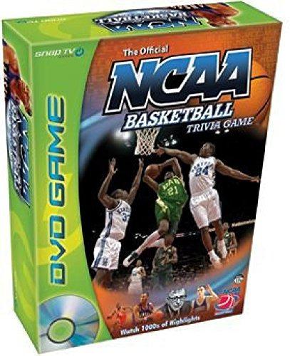 Juego De Ncaa Basketball Trivia Dvd