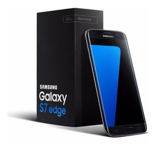 Samsung S7 Edge Smartphone Pantalla Rota (no Funciona)
