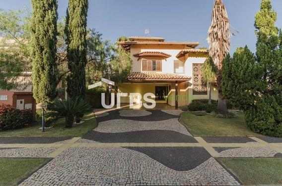 Sobrado Com 3 Dormitórios À Venda, 238 M² Por R$ 1.750.000 - Residencial Alphaville Flamboyant - Goiânia/go - So0817