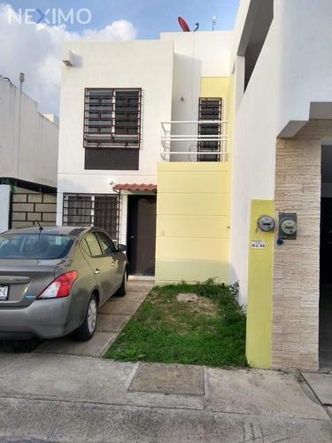 Imagen 1 de 11 de Se Vende Casa En Real Oasis Con Alberca, Supermanzana 200, Benito Juarez, Quintana Roo