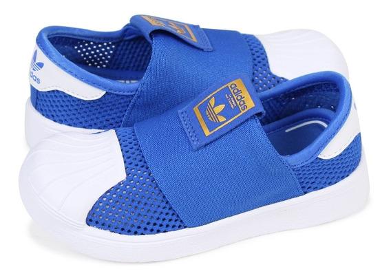 Tênis adidas Superstar Smr 360 Infantil