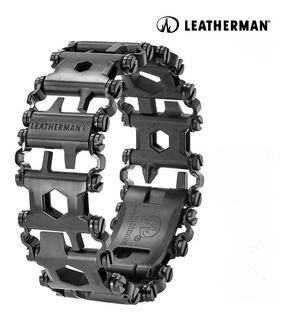 Pulsera Leatherman Tread Metrica Negra (lea063)