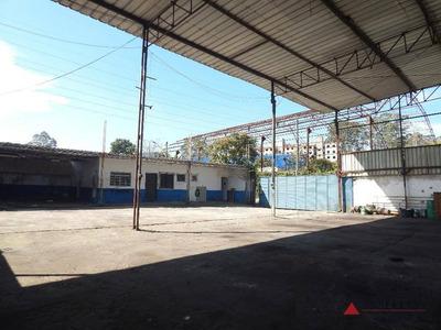Galpão Para Alugar, 200 M² Por R$ 5.000/mês - Dos Casa - São Bernardo Do Campo/sp - Te0100