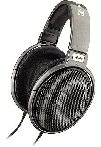 Sennheiser Hd 650 - Open Back Class Stereo Headphones
