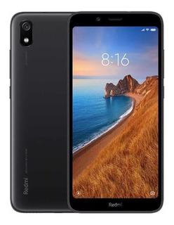 Xiaomi Redmi 7a 32gb+forro+vidrio Templado+audifonos110*