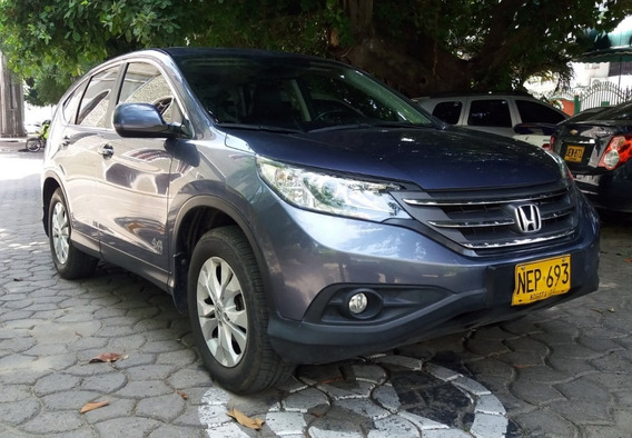 Honda Cr-v - 2012 Full Equipo - Automatica