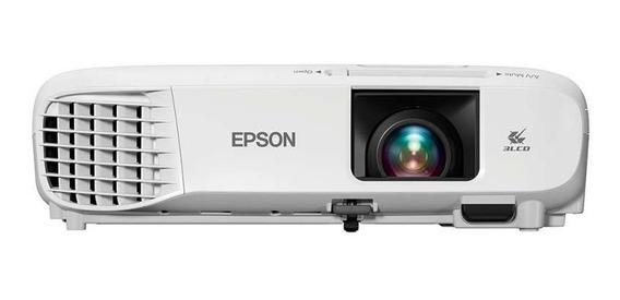 Projetor Epson Powerlite S39 3300 Lumens Hdmi/wifi Bivolt Br
