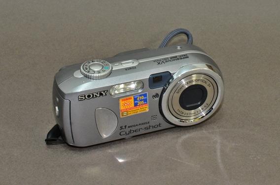 Cameras Digital Sony Cybershot Dsc-p93a 5.1 Mp