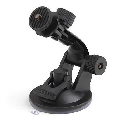Suporte Câmera C/ Ventosa Para Carro Moto Dezenas Regulagens