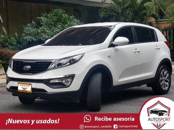 Kia Newportage Revolution At - En Autosport Medellín