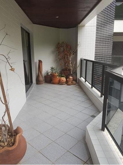 Apartamento Em Centro, Guarujá/sp De 180m² 4 Quartos À Venda Por R$ 850.000,00 - Ap471986