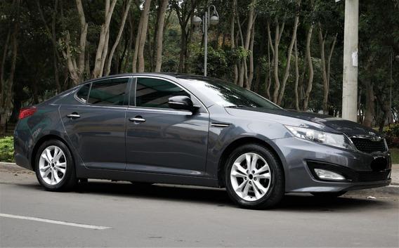 Ocasión! Kia Óptima Solo Gasolina Modo Eco Versión De Lujo