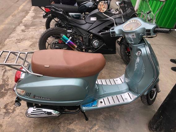 Moto Scooter Zongshen Milano