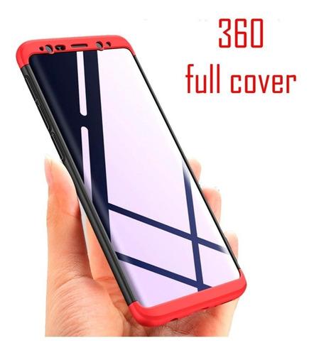 Samsung S8 / S8 Plus Funda Estuche Forro Carcasa 360 De Lujo