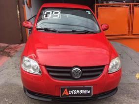 Volkswagen Fox 1.0 Trend Total Flex 2009 Completo!!!