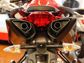 Motoplex Jack   Aprilia Shiver 750 Cc Moto 0km Madero 10