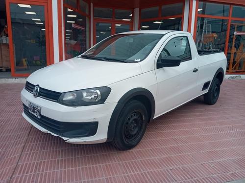 Volkswagen Saveiro 1.6 Cabina Simple -modelo 2015