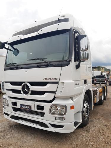 Mercedes Bens Actros 2646 6x4