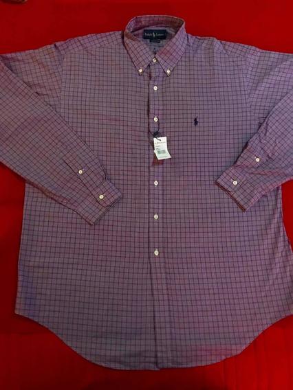 Camisa Polo Ralph Lauren Nueva Talla Xl/hugo Boss Lacoste C9