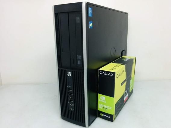 Pc Gamer Core I5 Nvidia Gt 710 Hd 500 8gb Teclado Mouse Rgb