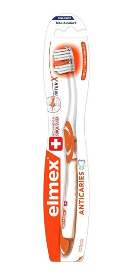 Escova Dental Elmex Anticáries