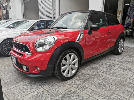 Mini Cooper Paceman Hot Chili Impecable 2015