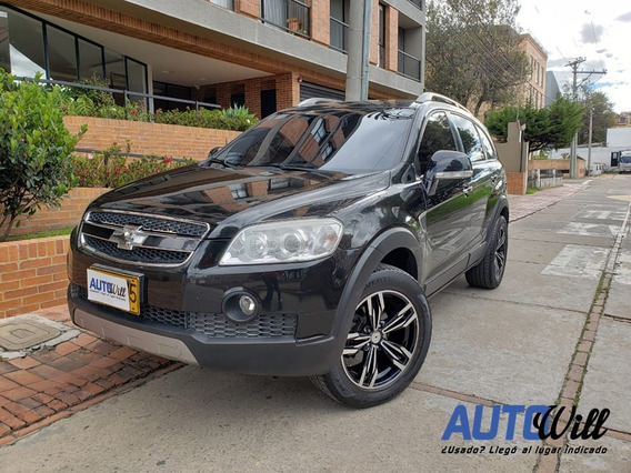 Chevrolet Captiva Ltz At 3200cc 4x4 7 Puestos