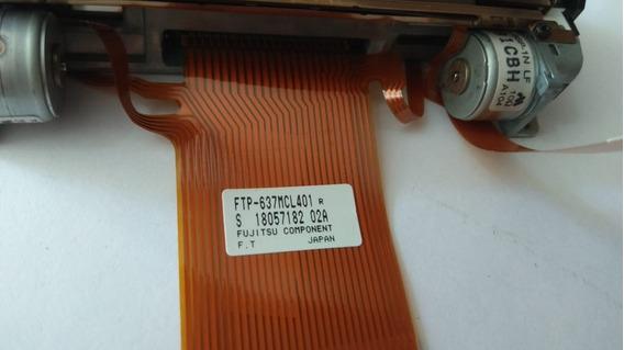 Cabeca De Impressao Termica 24v 120mm/s Ftp-637mcl401