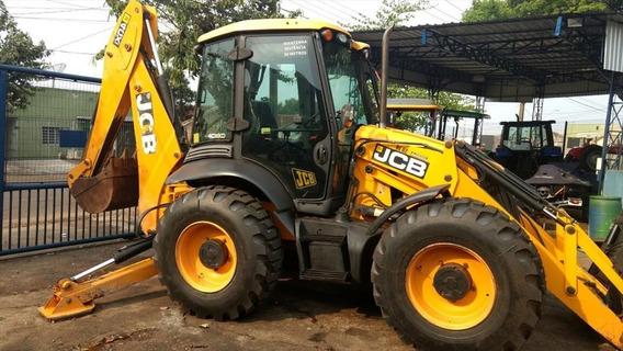 Retro Escavadeira Jcb 4cx14ft