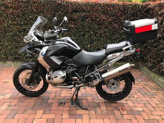 Moto Bmw 1200 Gs K25 Triple Black