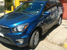 Ssangyong Actyon Sports Full