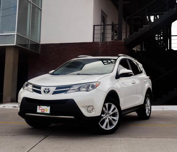 Toyota Rav4 Ltd Plinium At 2013