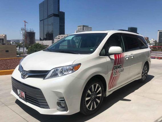 Toyota Sienna 2020 5p Xle Piel