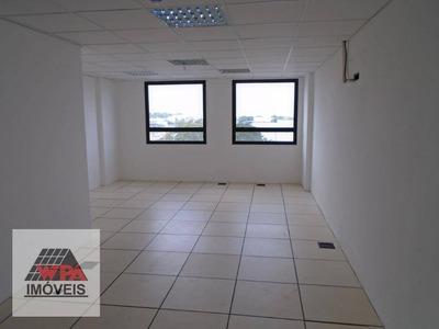 Sala Para Alugar, 47 M² Por R$ 900/mês - Jardim São Vito - Americana/sp - Sa0377