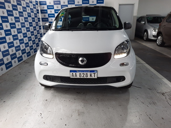 Smart Forfour City Impecable Lc #a2