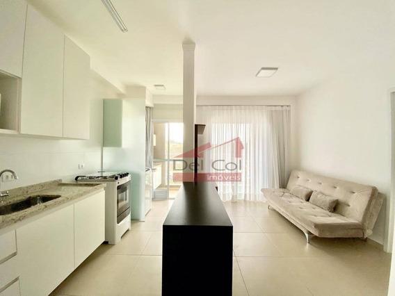 Apartamento Com 1 Dormitório À Venda, 48 M² Por R$ 319.000 - Lago Do Taboão - Bragança Paulista/sp - Ap0161