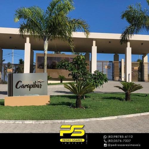 Imagem 1 de 11 de Terreno À Venda, 240 M² Por R$ 110.000 - Jacumã - Conde/pb - Te0205