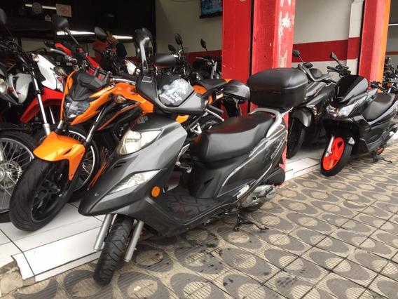 Suzuki Burgman 125 I Ano 2015 Shadai Motos
