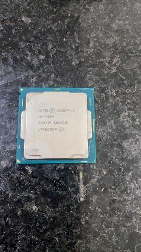 Imagem 1 de 1 de Processador Intel Core I5-7400 Lga 1151 3,00ghz\6m Oem
