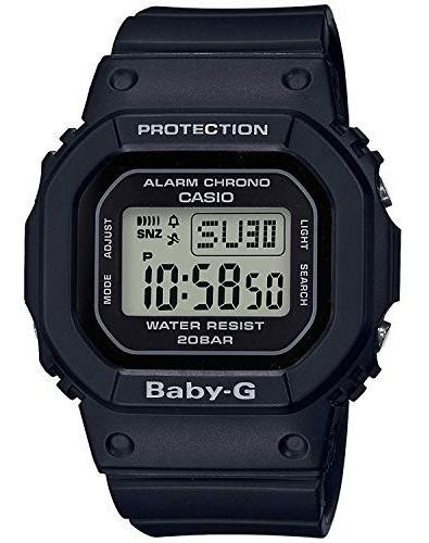 Casio Baby G Reloj Mujer Negro 44.7mm Resina Bgd560-1