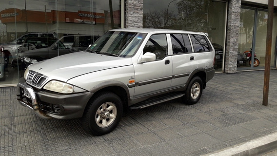 Ssangyong Musso 602 Td Automatica 4x4