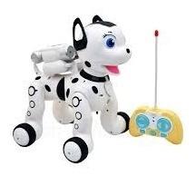 Cachorrinho Cao Patrulha Com Luz Controle Remoto Robo Puppy